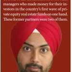 100 Most Influential People in Real Estate - Parry Singh - PERE Magazine